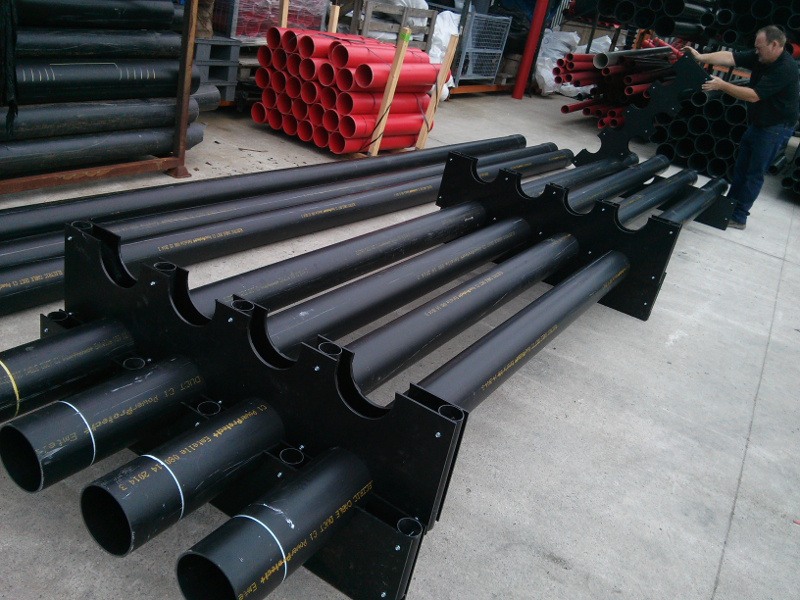 Power Transmission ducting